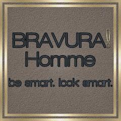 BRAVURA! Homme.