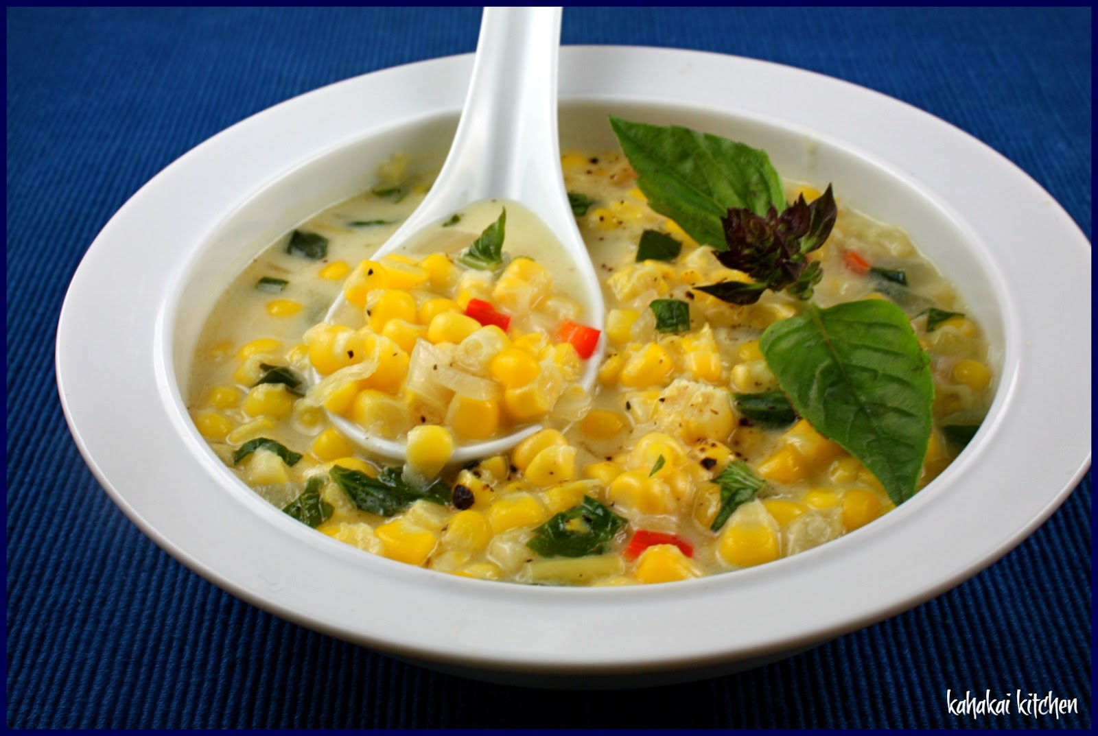 Corn-and-Coconut Milk Soup: Easy Mark Bittman for Souper (Soup, Salad ...