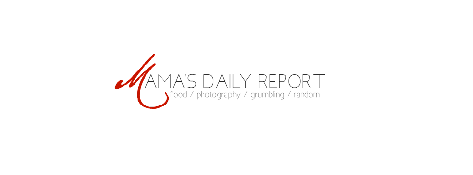 Mama's Daily Report