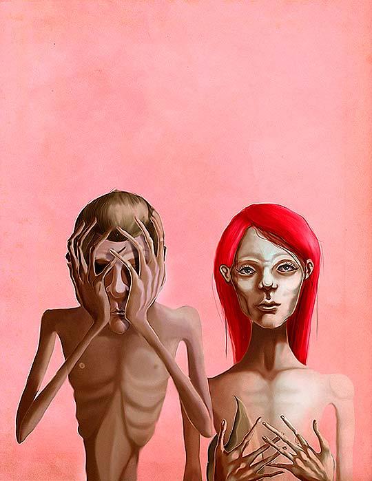 Ilustración de Jeniffer Fonseca