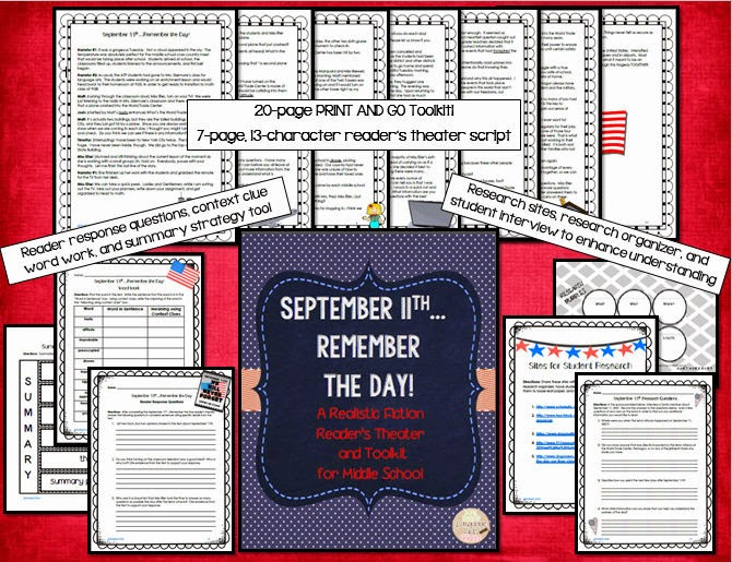 http://www.teacherspayteachers.com/Product/September-11th-Readers-Theater-and-Close-Reading-Toolkit-for-Middle-School-1417017