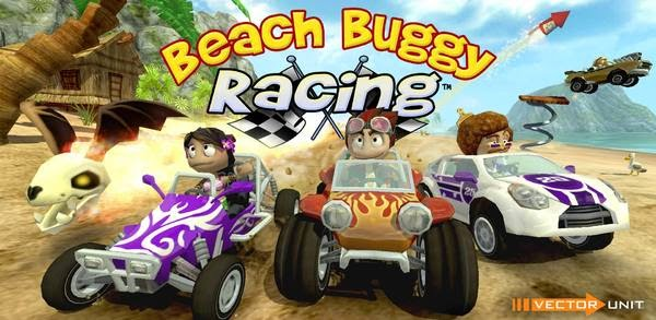 Beach Buggy Racing 1.2.5 MOD APK (Unlimited Money)
