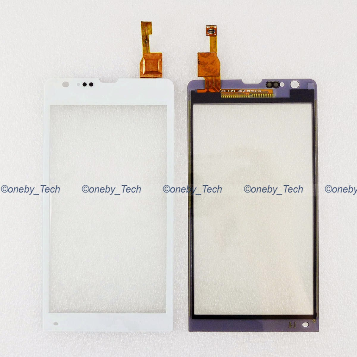 New White Touch Screen Digitizer Glass For Sony Xperia SP C5302 C5303 C5306 M35h