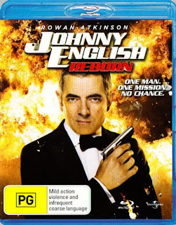 Filme Poster O Retorno de Johnny English BDRip XviD & RMVB Legendado