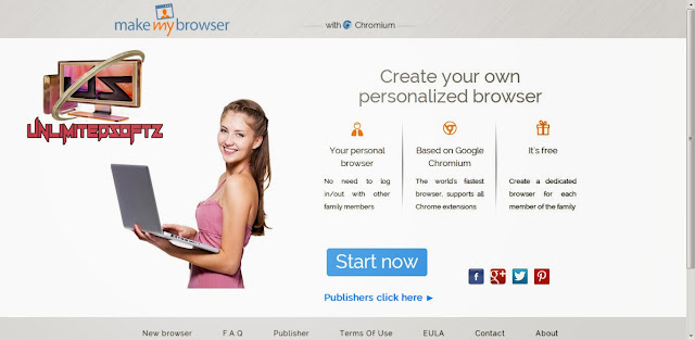 Create your own browser with makemybrowser