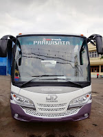 Touristo New Armada  Medium bus