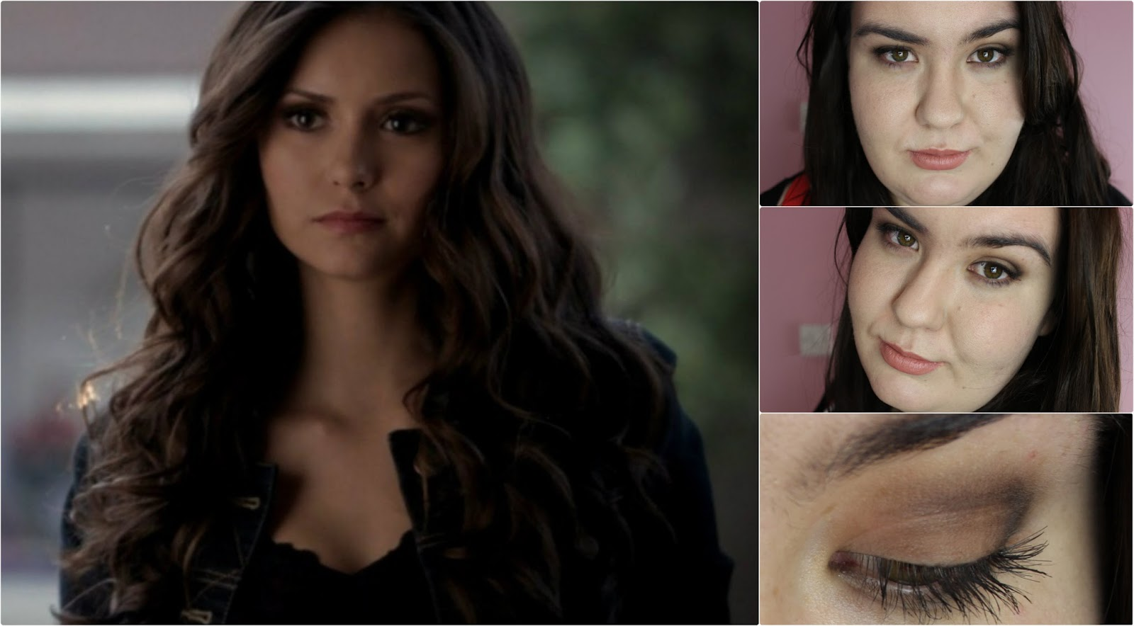 Katherine Pierce The Vampire Diaries Makeup Tutorial