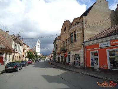 Cladiri vechi Gheorgheni
