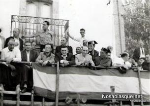 Toros en Candelario Salamanca 1957