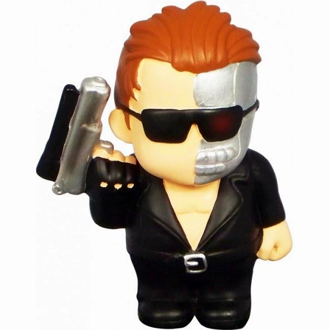 Figura Terminator Caricatura