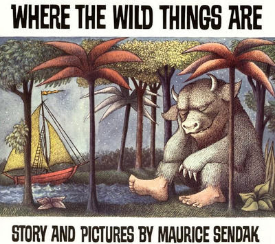 The best children's books of all times - Where the Wild Things Are by Maurice Sendak