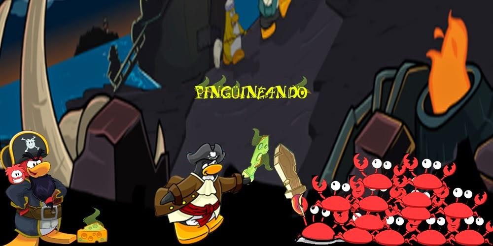 Pingüineando