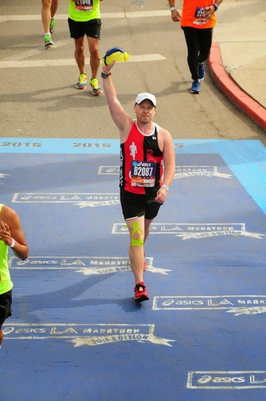 2015 LA Marathon runner VA