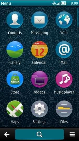 tema nokia symbian