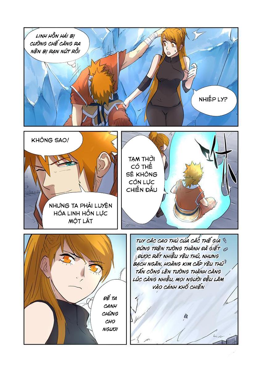 Yêu Thần Ký Chapter 181 - Hamtruyen.vn