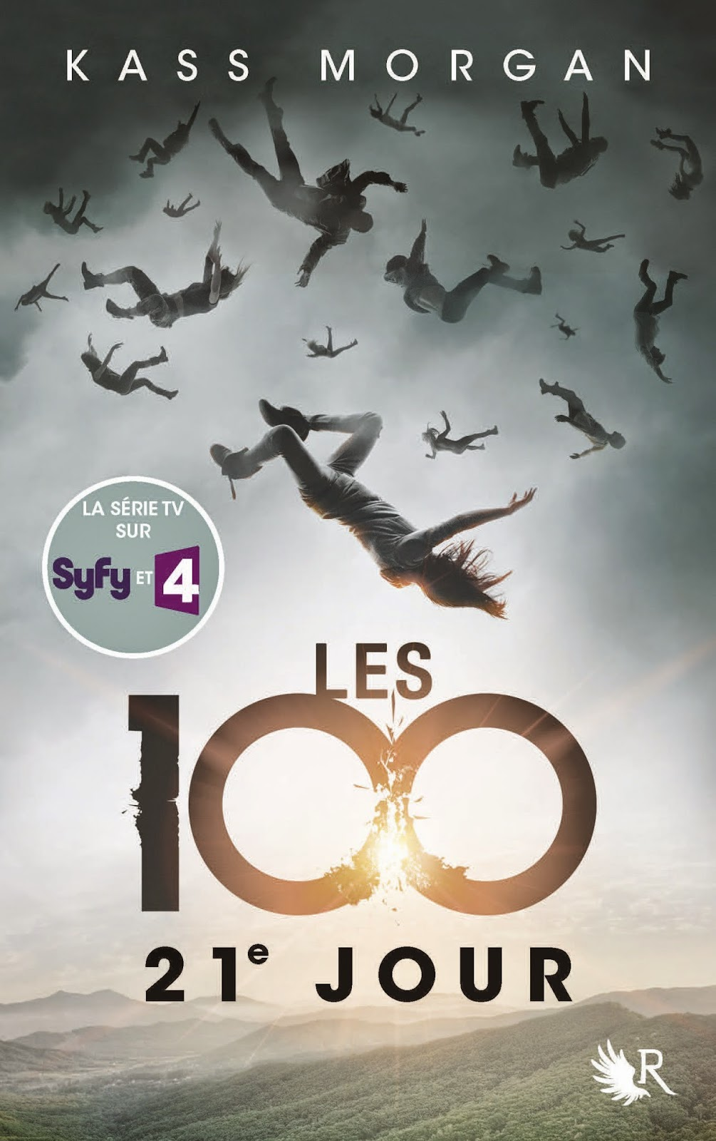 Les 100 T2 - Kass Morgan, Over-books