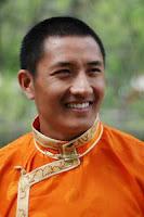 el guerrero pacifico Tulku Lobsang