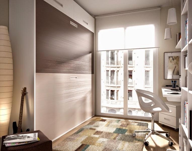 Wall beds ecuador ventajas e inconvenientes de las camas - Colchones pequenos ...