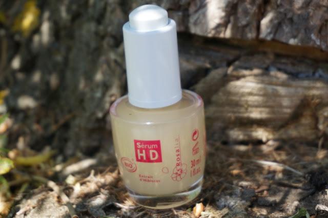Pogromca zmarszczek, czyli Argile Provence serum HD z ekstraktem z hibiskusa