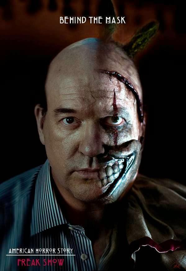 Fecha de estreno de 'American Horror Story: Freak Show' en España