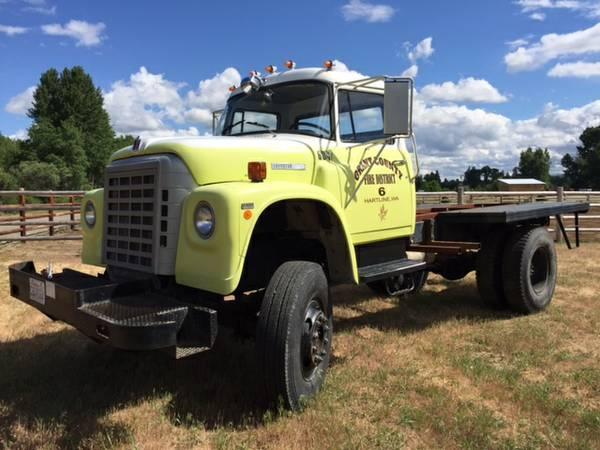 1978 international loadstar 1700 4x4 truck auto for American classic trucks