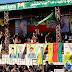 9 YPG'li direnişçi için görkemli uğurlama töreni