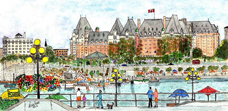 Victoria Urban Sketchers