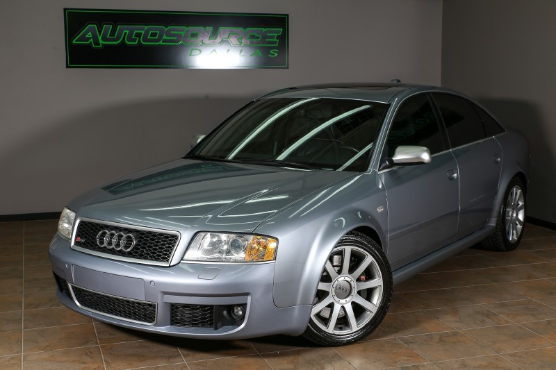 daily turismo 20k bi turbo buy it now 2003 audi rs6 quattro. Black Bedroom Furniture Sets. Home Design Ideas