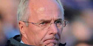 Sven-Goran Eriksson