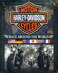 Harley Davidson Race Around The World Free Download PC Game