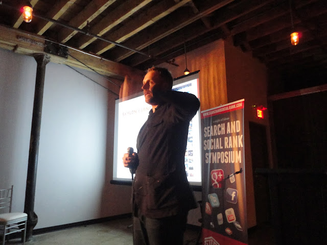 Geoff Whitlock from Surround, a content marketing agency in Toronto