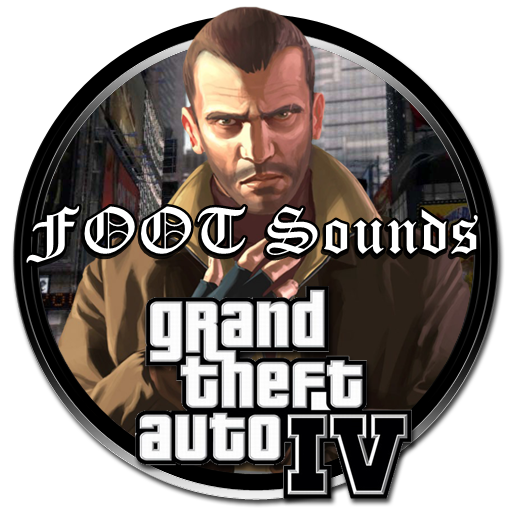 Sons de Passos do GTA IV V2.0 para GTA San Andreas