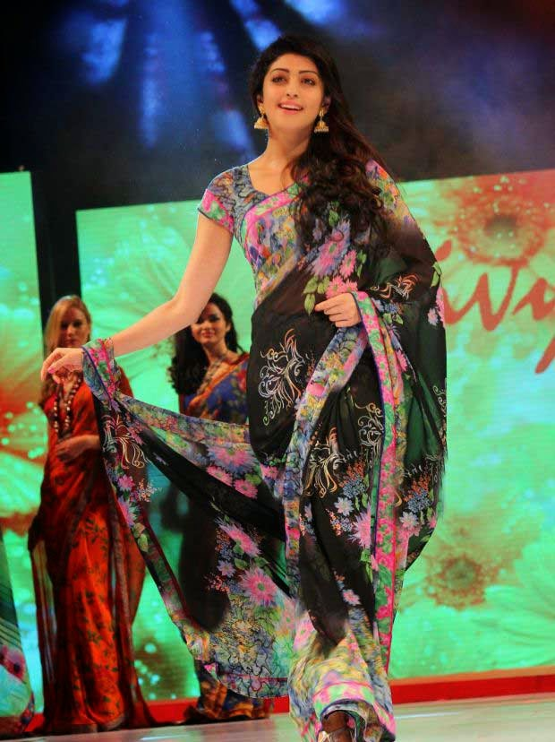 Pranitha Subhash At Surat Dreams Fashion Thrills