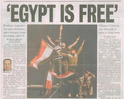 Free Egypt!