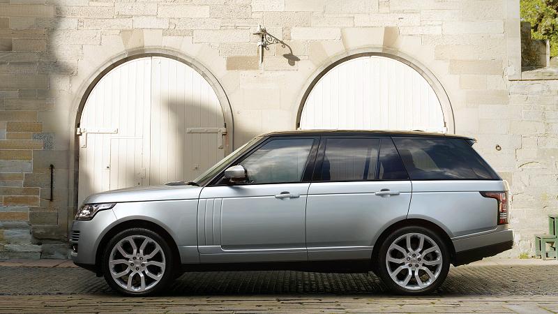 Các dòng xe Land Rover & mẫu xe Land Rover từ trước đến nay