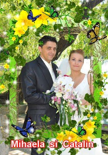 Mihaela  si  Catalin - Fotografii de la nunta
