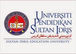 Jawatan Kerja Kosong Universiti Pendidikan Sultan Idris (UPSI) logo www.ohjob.info september 2014
