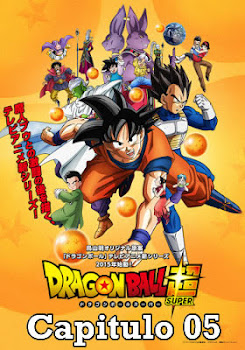 Ver Dragon Ball Super 1×05 Online Gratis (2015)