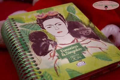 femenina & singular, agendas 2014 para mujeres