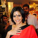 Mandira Bedi in Saree Photo Gallery