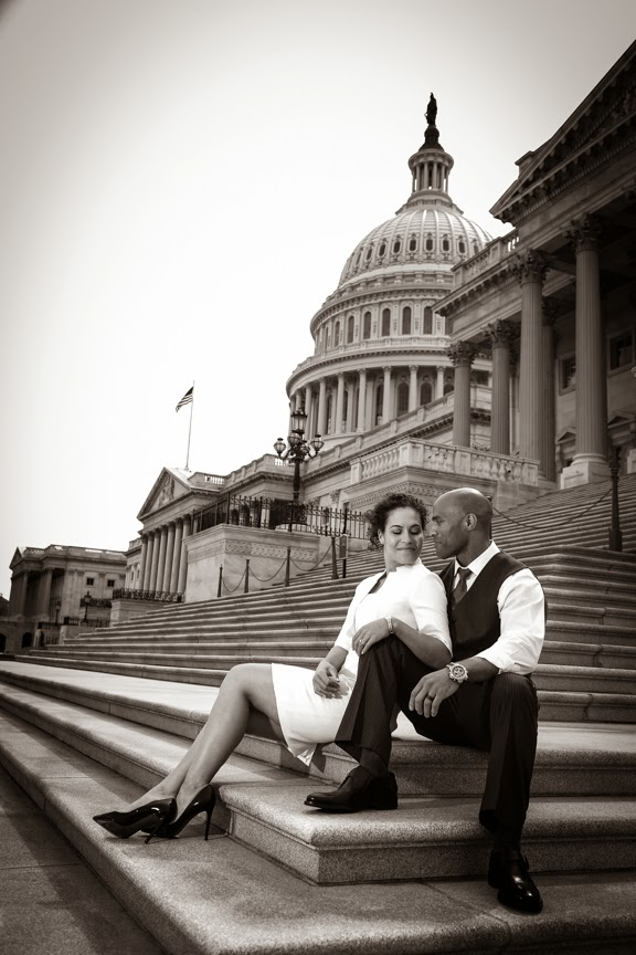 Engagement Photos Washington DC