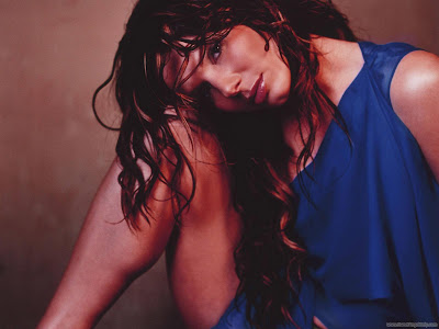 Gorgeous Actress Sandra Bullock Wallpaper