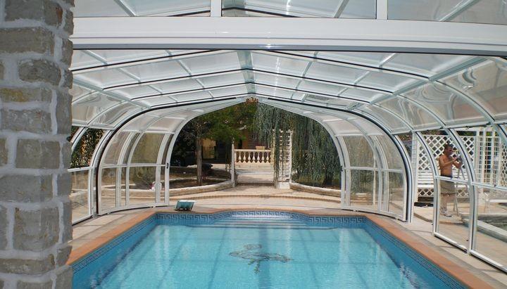 Cubiertas de piscinas baratas foto cubiertas de piscinas for Piscinas diferentes en madrid