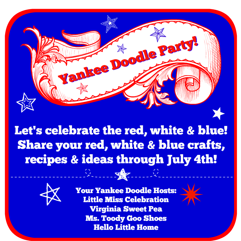 Link Up Your Red, White & Blue!
