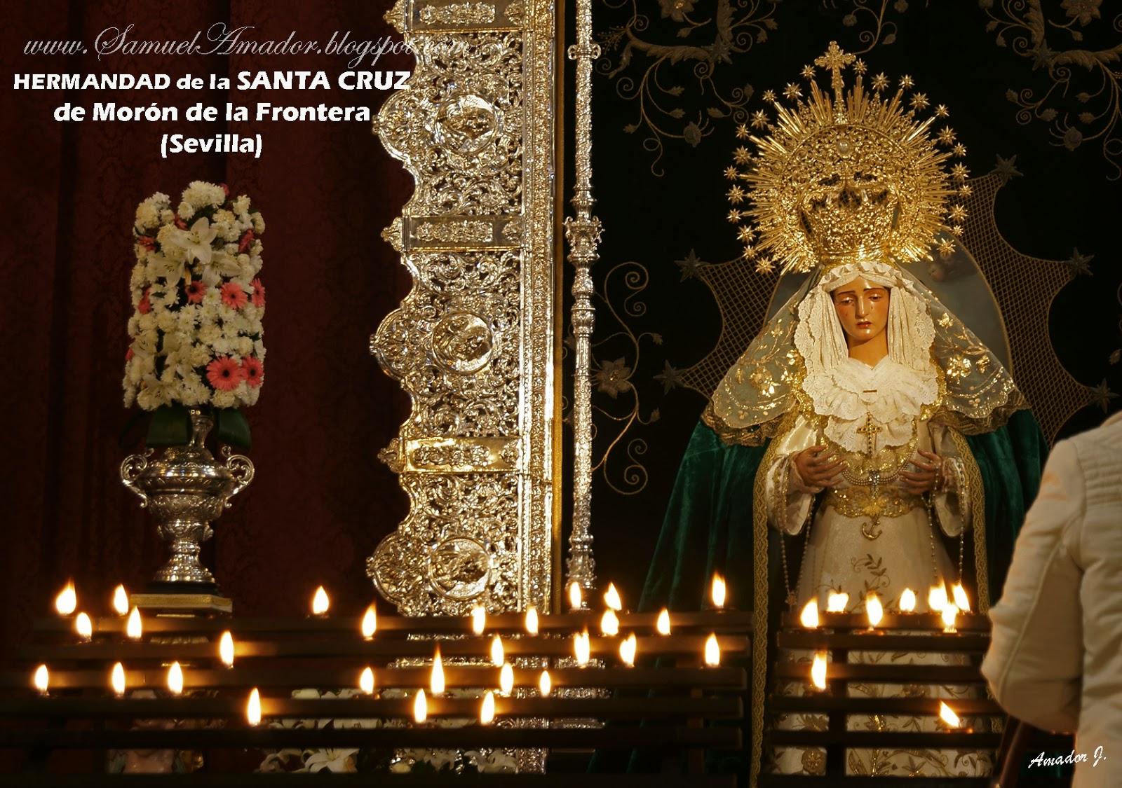 Hdad de la santa cruz de mor n de la frontera sevilla - Fotos de moron de la frontera ...