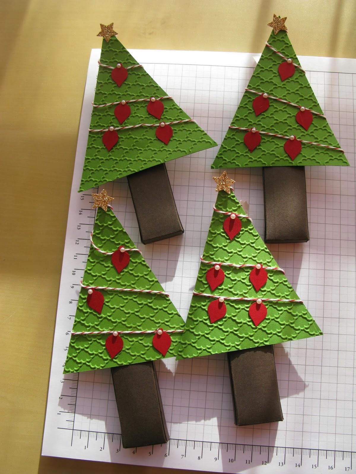 Stampin mit Scraproomboom: Amicelli weihnachtlich verpackt - Anleitung