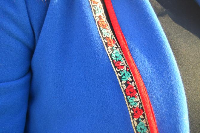 giacca vintage
