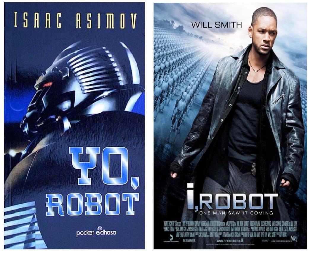 Las cosas de Eiko: Yo Robot de Isaac Asimov -- analizando
