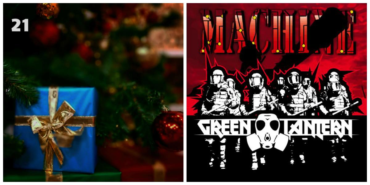Mixtape Free Download - Atomlabor  Blog Adventskalender - Türchen Nr. 21 | DJ Green Latern - Machine