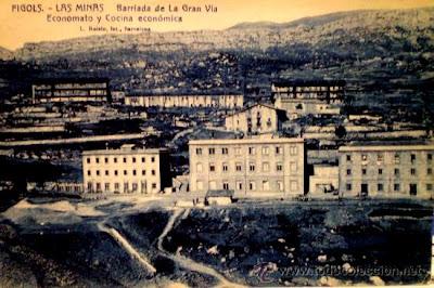 Colonia Sant Corneli figols las minas